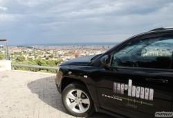 Jeep Compass. Asistimos al Jeep Urban Insider en Barcelona