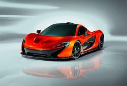 El McLaren P1 es anticipado en forma de concept antes de su debut en París