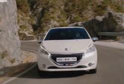 Peugeot 208 GTI, ahora en video