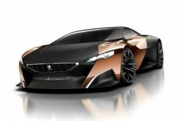 Peugeot Onyx, el deportivo híbrido francés se desvela antes de su debut