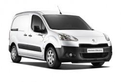 Peugeot presenta la Partner Eléctrica