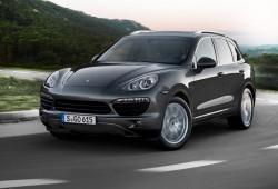 Porsche Cayenne S Diesel: máxima potencia