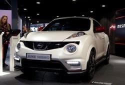 Nissan Juke Nismo desde París