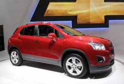 El Chevrolet Trax hizo su debut ante el publico