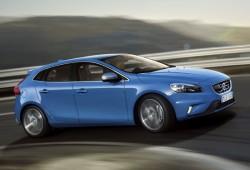 Volvo presenta el V40 R-Design: Un toque picante para el compacto sueco
