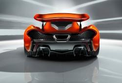 Galería completa del McLaren P1 Concept