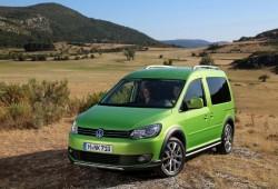 Volkswagen Cross Caddy: el más aventurero de la gama