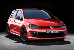Volkswagen prepara una versión aligerada del Golf GTI VII
