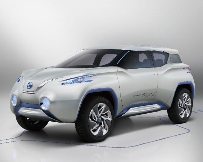 Nissan TeRRA: Un concept cero emisiones