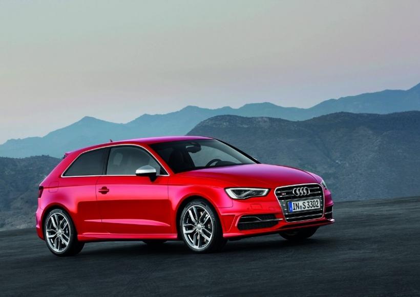 Audi S3 2013: 300 caballos para el compacto de Ingolstadt