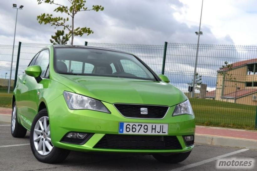 SEAT Ibiza 2012. Toma de contacto. Actualización automática