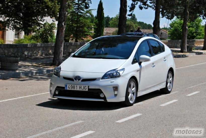 Toyota Prius. El pionero - Toma de contacto