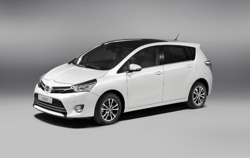 Toyota Verso 2013: acorde con el nuevo estilo de los japoneses