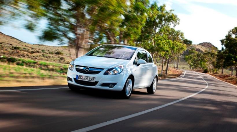 El Corsa 1.3 DCTI ecoFLEX 2012 es el Opel diesel de más bajo consumo y emisiones