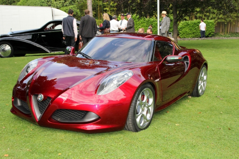 El Alfa Romeo 4C debutará en el Salón de Ginebra