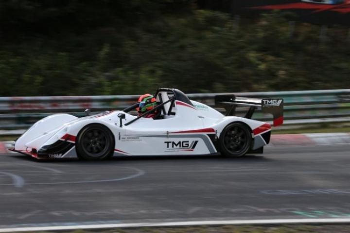 Toyota marca nuevo record en Nürburgring con el TMG EV P002