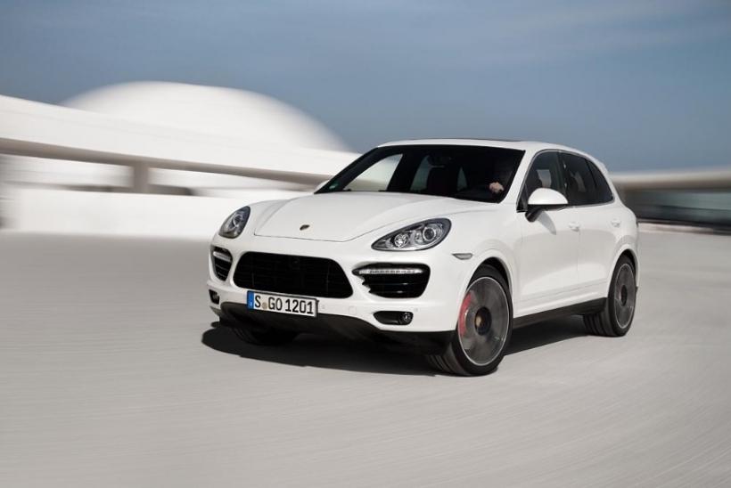 Porsche presenta el Cayenne Turbo S