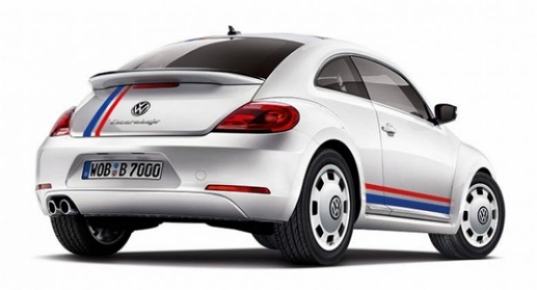 Volkswagen reinterpreta a Herbie con el Beetle 53 Edition