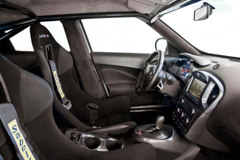 El primer Nissan Juke R a punto para ser entregado