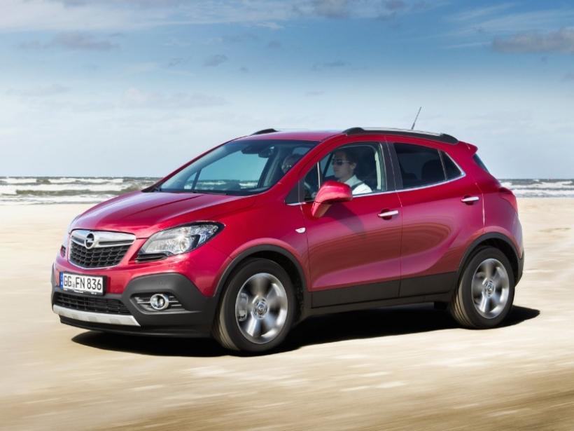 El Opel Mokka ya está en España