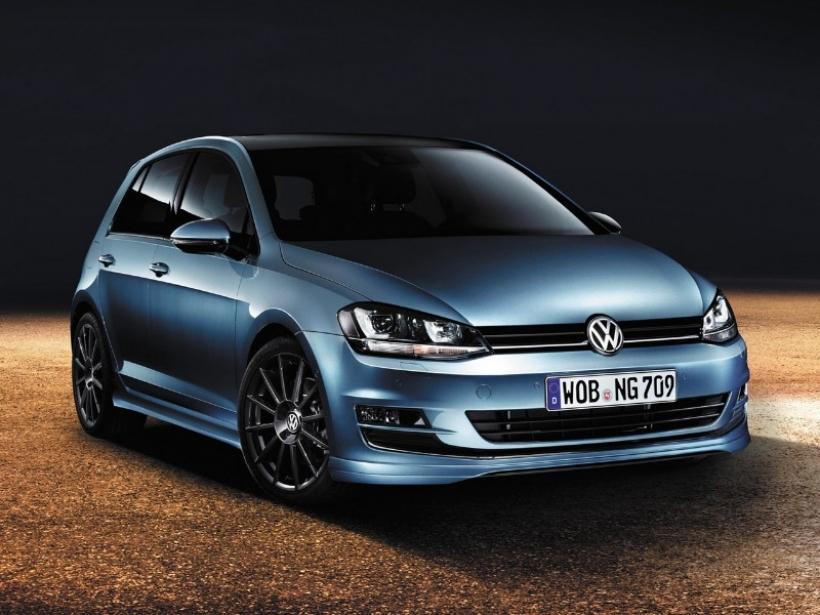 Volkswagen presenta el Golf 7 Pack Style: La guinda del pastel