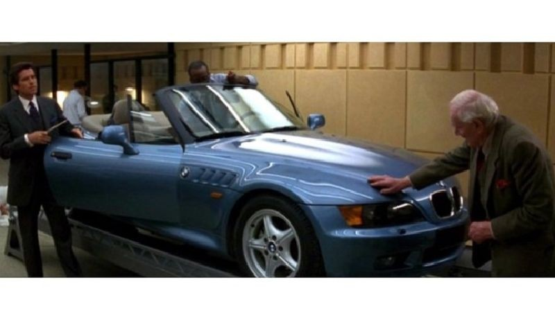 Los Coches De James Bond Iv Bmw Z3 1995 Motor Es