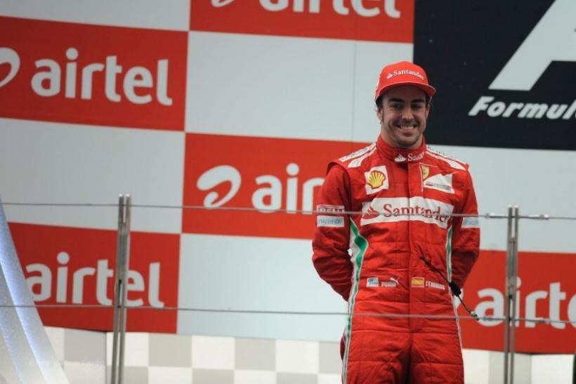 """Domenicali: """"Tenemos el lujo de tener a Alonso con nosotros, es el número uno"""""""