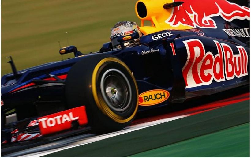 Libres 3: Dominio de Vettel y Mclaren cerca