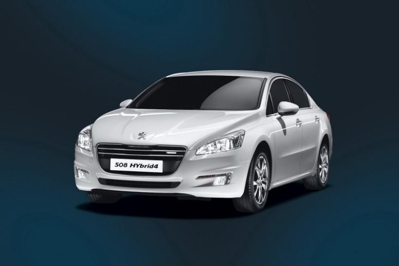 El Peugeot 508 Sedán recibe el sistema Hybrid4, ya disponible en España