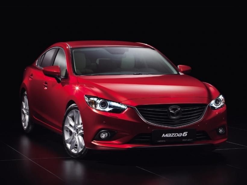 Mazda 6 2013. En España, a partir de 27.180 euros
