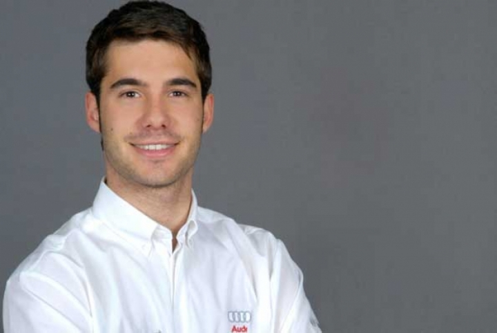 Os presentamos a Miguel Molina, piloto del DTM Alemán