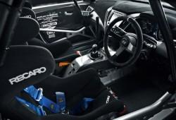 Hyundai Veloster de carrera, ya podemos verlo en forma de concept