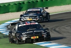 Bruno Spengler y BMW brillantes campeones 2012
