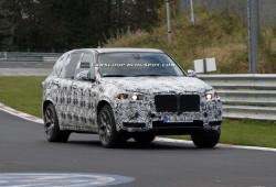 Cazan el BMW X5M 2013 correteando en Nürburgring