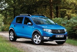 Dacia Sandero Stepway 2013: ahora en vídeo