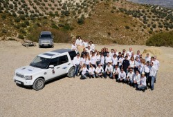 Vuelve el Land Rover Discovery Challenge