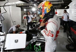 Lewis Hamilton: Espero estar mañana en el top ten