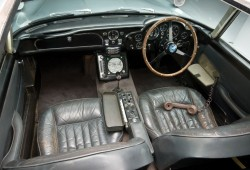 Los coches de James Bond (I): Aston Martin DB5 1964