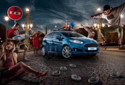 Detalle de equipamiento del Ford Fiesta MY2013