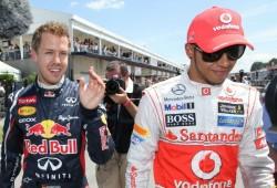 """Hamilton: """"Cuando gané el Mundial no tuve tanta suerte como Vettel"""""""