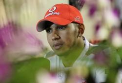 """Hamilton: """"Estoy pilotando mejor que nunca"""""""