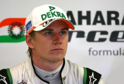 Oficial: Hülkenberg correrá en Sauber en 2013