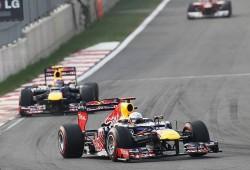 Vettel gana y se coloca líder del mundial