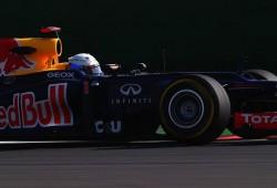 Vettel también domina la última sesión