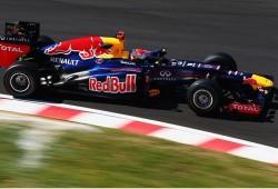 Red Bull domina con Vettel y Webber por delante de Massa