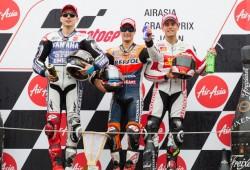 Victoria de Pedrosa y triplete histórico en Moto GP