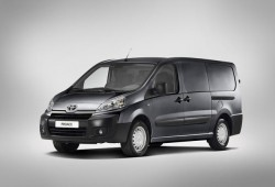 Toyota brinda detalles del ProAce, su nuevo vehículo comercial liviano