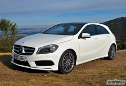 Mercedes-Benz Clase A. Cambio radical - Toma de contacto