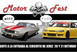 Motor Fest Jerez 2012 Drag & Drift: ¡No te lo pierdas!