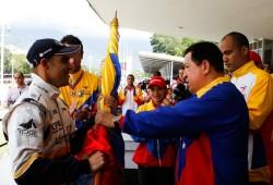 La victoria de Chávez en las elecciones venezolanas afianza el futuro de Maldonado